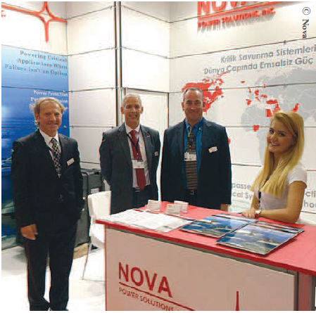 NOVA Tested its Products Live in Turkey - Nova Power