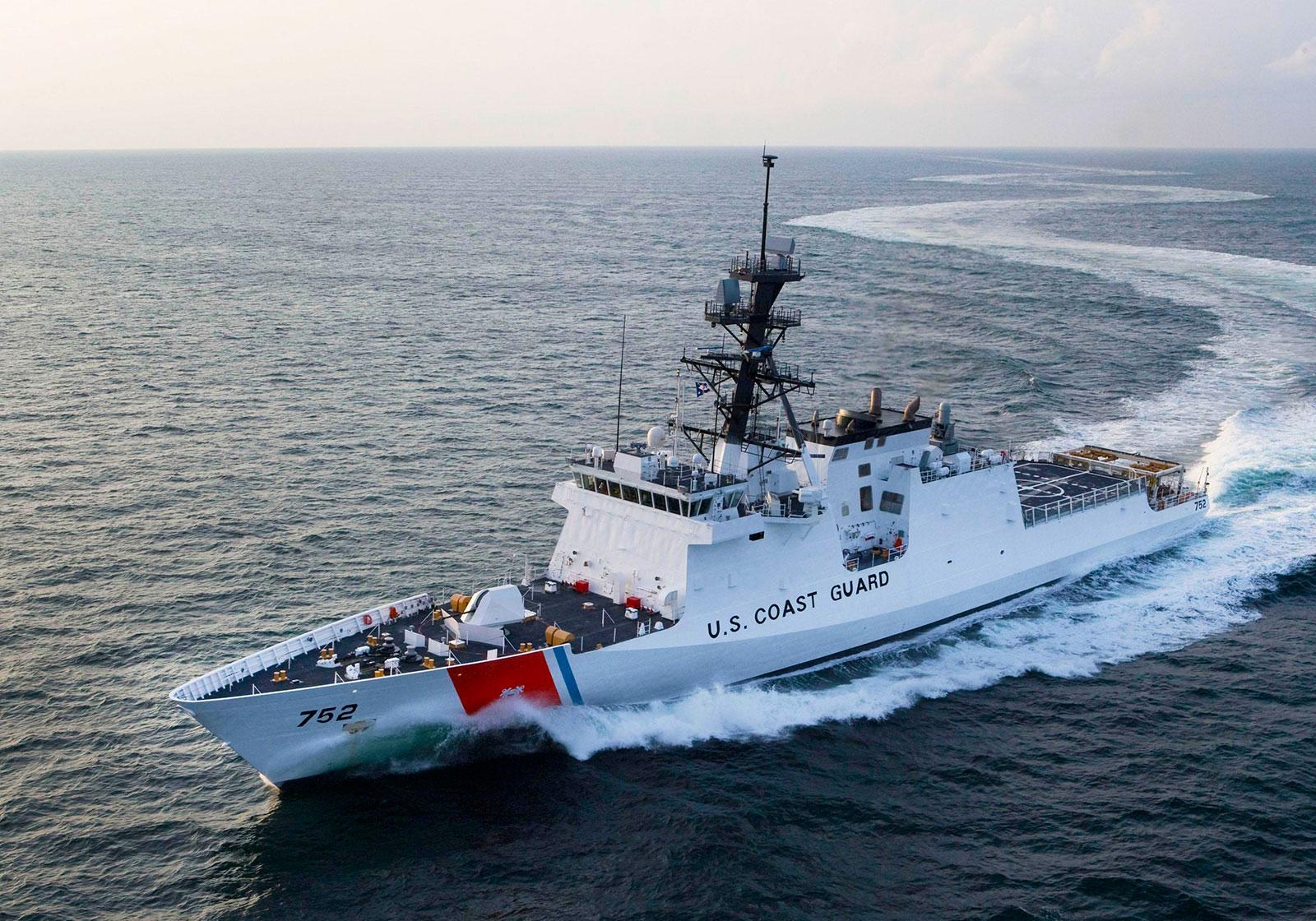 USCG-Ship